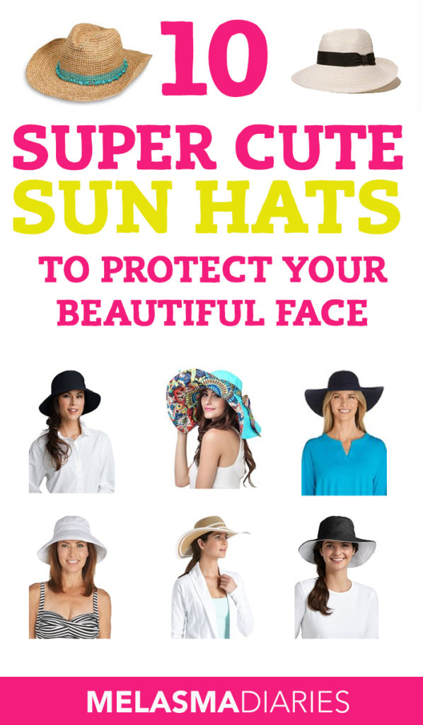 10 Cute Sun Hats with SPF to Protect Your Beautiful Face 2ac5f4fe226