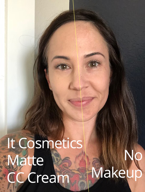 Review Of The It Cosmetics Matte Cc